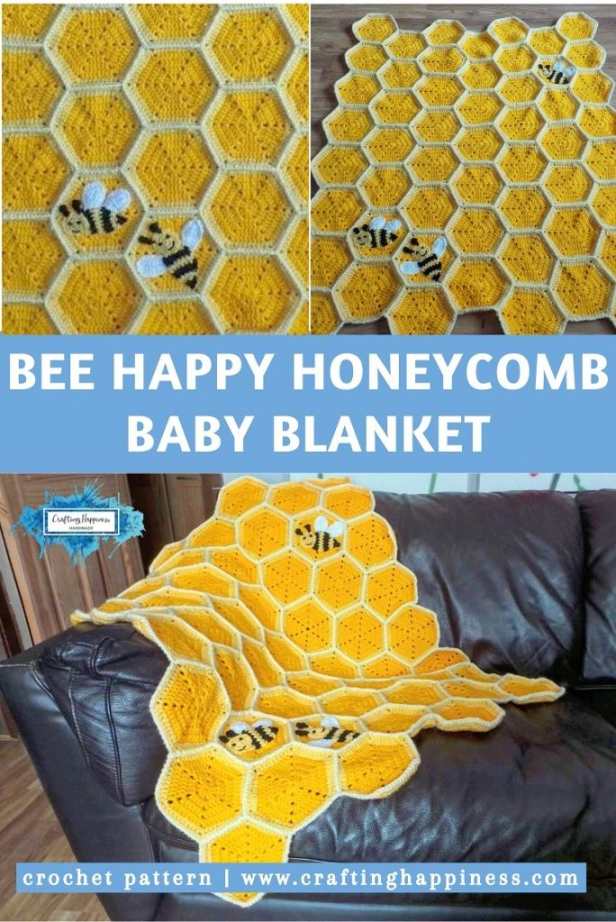 Honeycomb Baby by Crafting Happiness PINTEREST POSTER 5