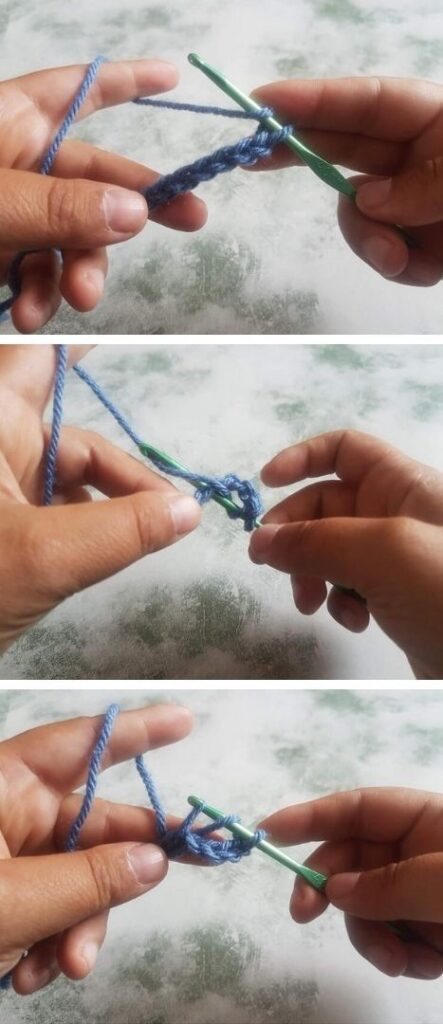 BLOG PHOTO COLLAGE 1 - Double Crochet Stitch Crafting Happiness