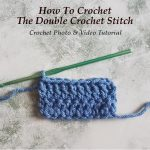 HowToCrochetTheDoubleCrochetStitch