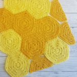 Crochet Half Solid Hexagon (Pointed & Squared) PINTEREST POSTER 2
