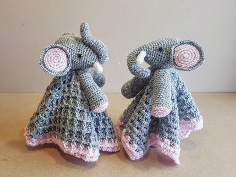 ELEPHANT-BABY-SECURITY-BLANKETS
