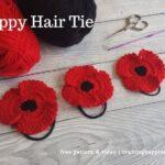 FB BLOG POSTER - Poppy Hair Tie