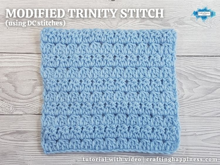 FB BLOG POSTER - Modified Trinity Stitch