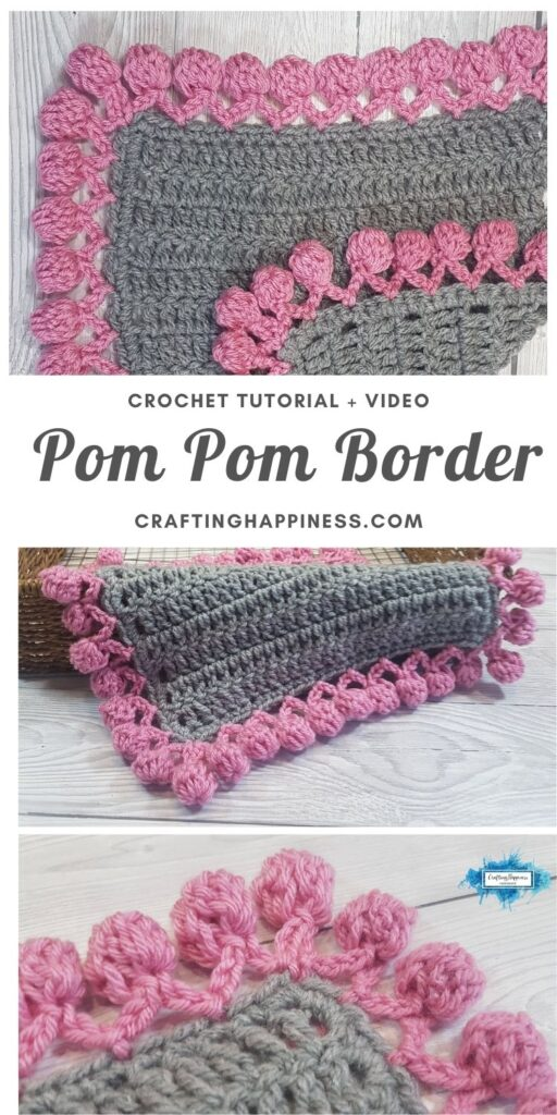 MAIN PIN BLOG POSTER - Pom Pom Border