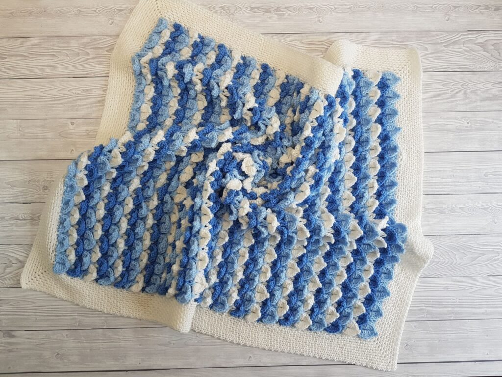 Frozen Hearts Baby Blanket Shop Photo 7