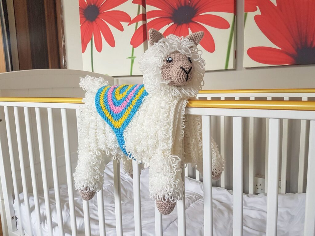 Llama Baby Blanket Shop Photo 1