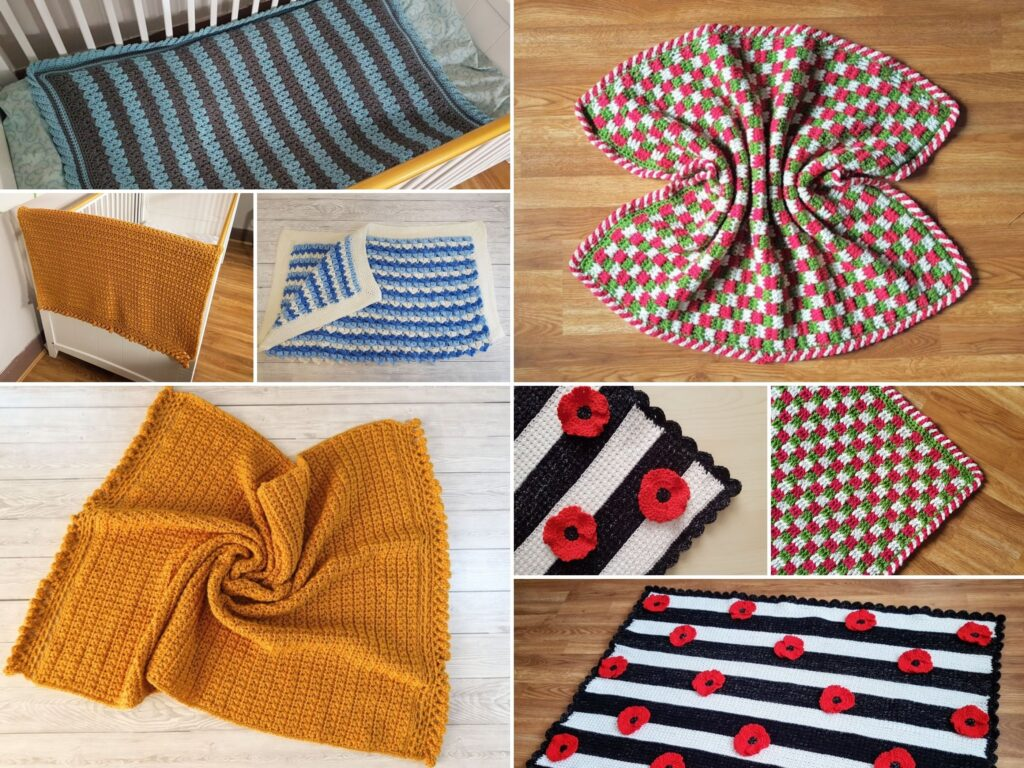 BABY AFGHANS ROUNDUP 2