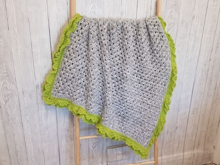 Spring Vibes Baby Blanket Crochet Pattern Crafting Happiness BLOG