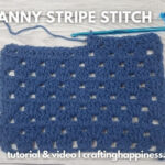 FB BLOG POSTER - Granny Stripe Stitch Crafting Happiness