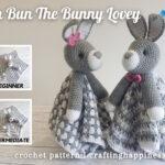 FACEBOOK BLOG POSTER - Bun Bun The Bunny Lovey Crafting Happiness