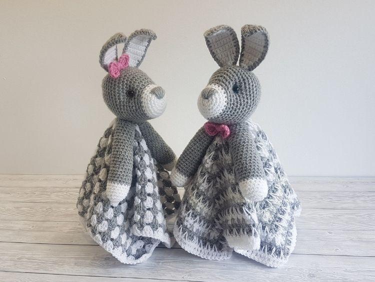 BLOG PHOTO 1 - Bun Bun The Bunny Lovey Crafting Happiness