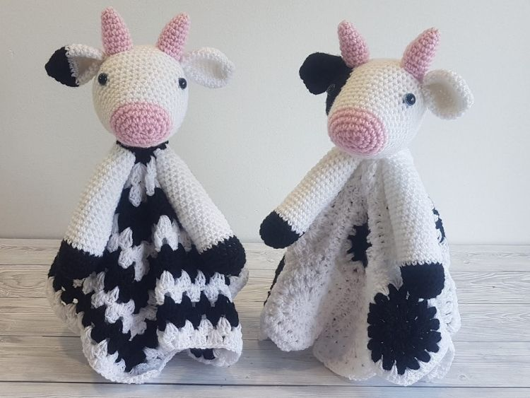 BLOG PHOTO Daisy And Duke The Cow Loveys Crafting Happiness