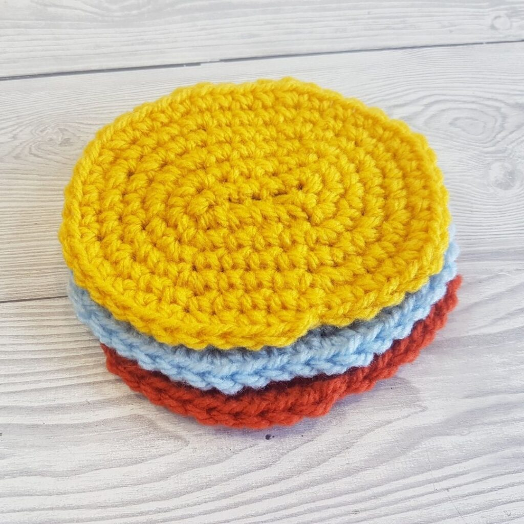 BLOG POST PHOTO 3 - How To Crochet An Oval Crafting Happiness