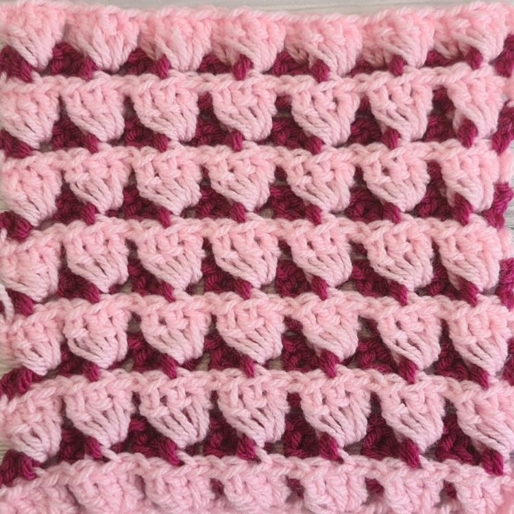 BLOG POST PHOTO 1 - 3D Cluster Stitch Crafting Happiness