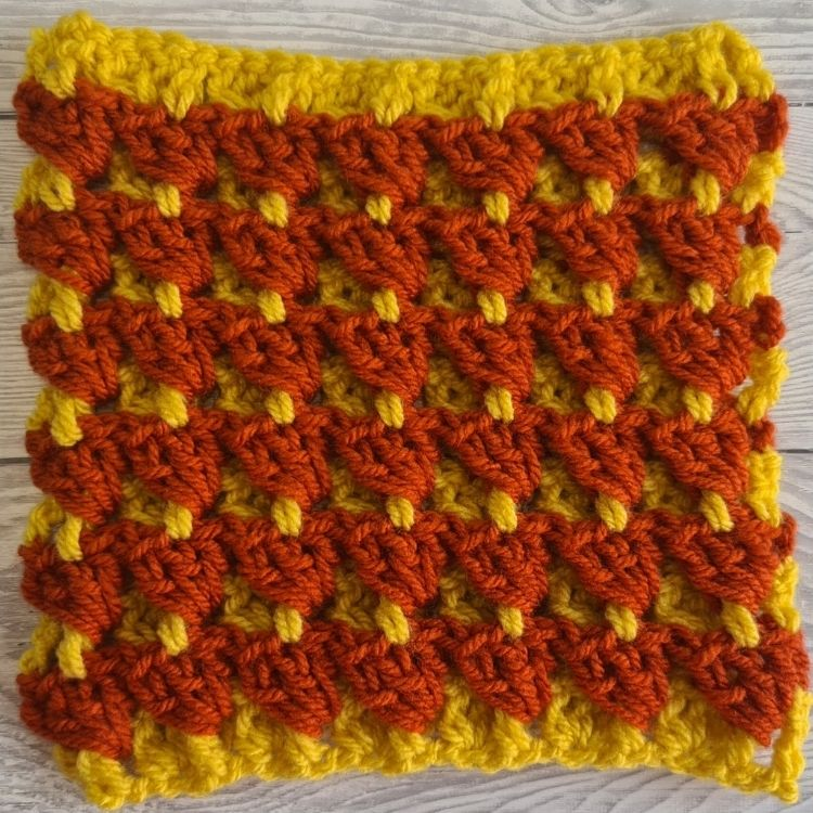 BLOG POST PHOTO 3 - 3D Cluster Stitch Crafting Happiness