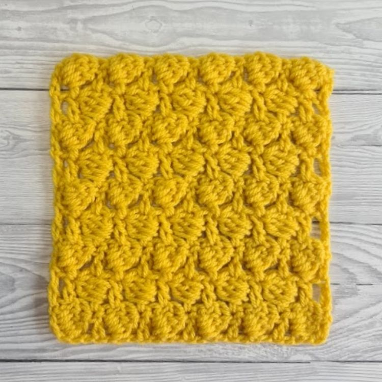 BLOG POST PHOTO 3 - Boxed Puff Stitch Crafting Happiness