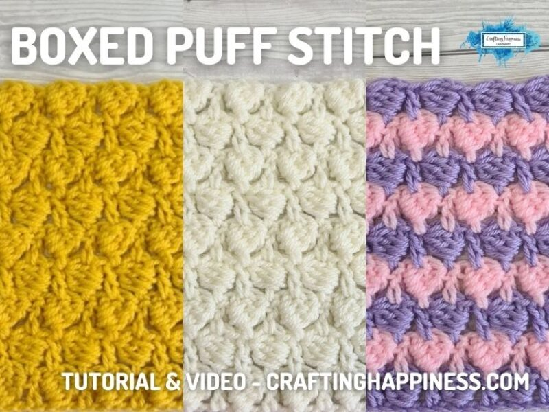 FB BLOG POSTER 2 - Boxed Puff Stitch Crafting Happiness